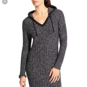 Athleta Borealis Hoodie Dress